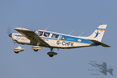 Piper PA-32-260 Cherokee Six G-CHFK (Newdawn images) Tags: piperpa32260cherokeesixgchfk piperpa32260 cherokeesix piper pa32260 cherokee gchfk aviation aircraft airplane aeroplane plane flying civilaviation generalaviation oldwarden shuttleworthcollection shuttleworth canoneos6d canonef100400mmf4556lisusm