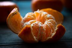 Winter sun (Svetlana_Mon) Tags: mandarin winter contrast orange sun food tasty fruit new year