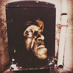 OSE (tomatokid99) Tags: graffiti stencil pochoir monptellier france herault ose portrait visage urbanart art graff