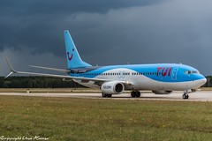 TUIfly D-ATUF (U. Heinze) Tags: aircraft airlines airways airplane planespotting plane haj hannoverlangenhagenairporthaj eddv flugzeug nikon