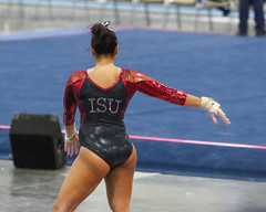 132A2986 (Knox Triathlon Dude) Tags: leotardo レオタード 레오타드 леотард костюмакробата 2016 isu gymnastics leotard leotards sports usa illinoisstateuniversity women female college university legs thighs