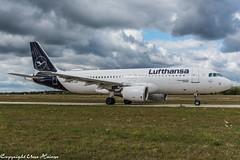 Lufthansa D-AIZC (NC) (U. Heinze) Tags: aircraft airlines haj airways airplane hannoverlangenhagenairporthaj eddv flugzeug planespotting plane nikon