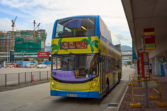 CTB Alexander-Dennis Enviro500 MMC Facelift 12.8m UN7107 962X Express (Thomas Cheung Bus Photography) Tags: ilcea73 sony a7m3 ctb citybus publictransport masstransit hongkong doubledeckerbus bus alexanderdennis adl enviro500 mmc majormodelchange facelift