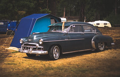 Chevrolet Fleetline 1949 (Myggan68) Tags: bilar rättvik car classiccar classiccarweek2018 ontheroadswithmyggan sweden
