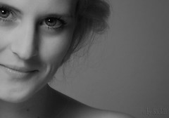 Happy! (RickB500) Tags: portrait girl rickb rickb500 model beauty expression face cute hair