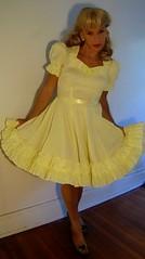 square dance dress (Classic Dresser) Tags: squaredancedress petticoat crossdresser