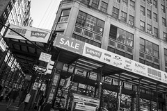 New York City Trip - Spring 2018 (crichgraphics) Tags: new york city nyc black blackandwhite white bw street photography fuji fujifilm xt2