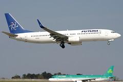 EI-DJU_03 (GH@BHD) Tags: eidju boeing 737 738 b737 b738 737800 fua futurainternationalairways futura dub eidw dublinairport dublininternationalairport dublin airliner aircraft aviation