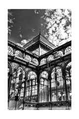 Madrid - Palacio de Cristal (mgarciac1965) Tags: madrid palaciodecristal retiro spain españa espagne nikon nikond5200 city art light bn blackandwhite blancoynegro