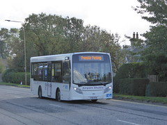 PremiAir YX18 KUK, Eastfield Rd, Ingliston (sambuses) Tags: premiair yx18kuk
