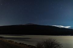 Echo Lake (pboolkah) Tags: canon5d canon echolakepark idahosprings colorado unitedstates us soe echolake lake clouds night stars trees lakeecho water ice