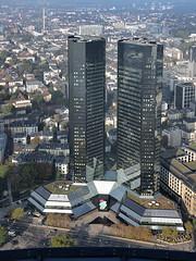 Frankfurt am Main Deutsche Bank (Roland Mantke) Tags: frankfurt city skyline modern glas gebäude architektur deutschland db tower