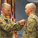 Wynn takes command of Officer Candidate School