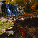 Arnhemse Sonsbeek waterval