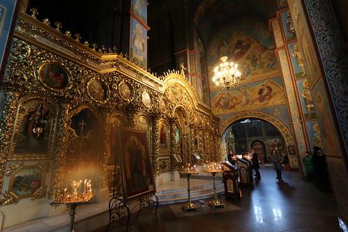 St. Michael's Golden-Domed Monastery, Kiev. Ukraine