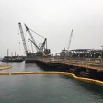 Passenger-only ferry dock under construction thumbnail