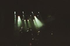 Leaving (Patrick_Lynch) Tags: film 35mm kodak concert rock punk emo bands music night
