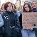 Protesting Brett Kavanaugh Chicago Illinois 10-4-18 4354