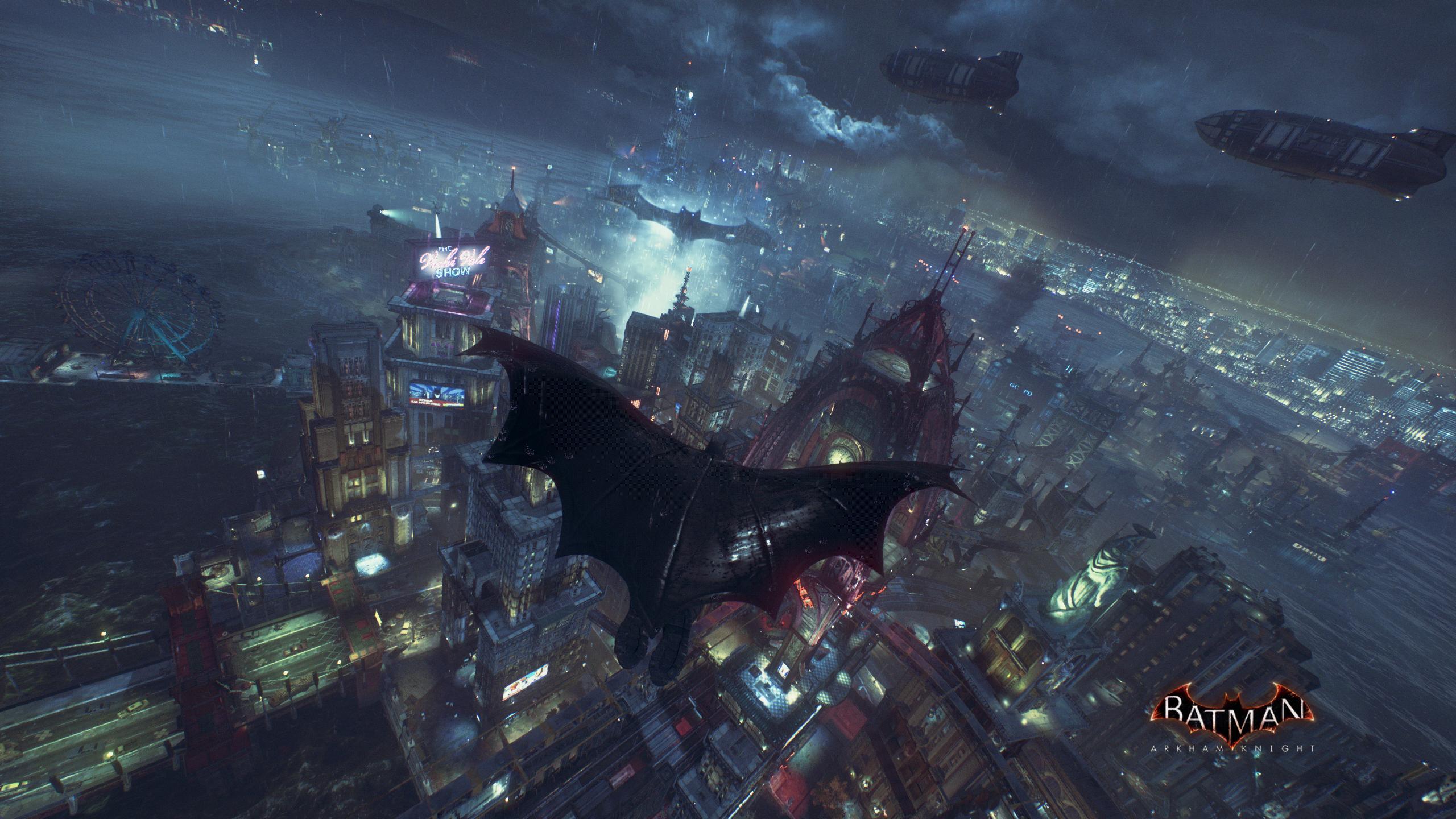 蝙蝠侠:阿卡姆骑士游戏评测20181010005