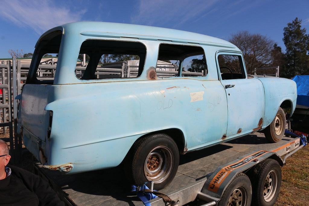 4531ed92b0 1960-61 Holden FB Panel Van (jeremyg3030) Tags  196061 holden fb panelvan
