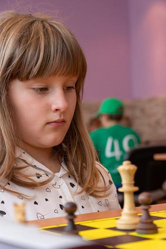 Grand Prix Spółdzielni Mieszkaniowej w Szachach Turniej VII-22