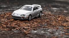 Toyota Supra MK4 (Fahim Nafis) Tags: supra supramk4 toyotasupra tommykaira tomica tomicapremium 164scale 90s jdm japan japanmade speeder jdmking car road toyota