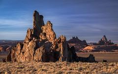 Mule Ear (Bill Bowman) Tags: churchrock muleear agathla elcapitan arizona navajonation volcanicplug diatreme