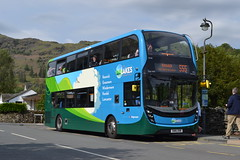 Stagecoach Cumbria & North Lancashire 10558 SN16OOB (Will Swain) Tags: grasmere 26th may 2018 north west bus buses transport travel uk britain vehicle vehicles county country england english williamsdigitalcamerapics101 stagecoach cumbria lancashire 10558 sn16oob
