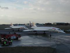BA Concorde (Graham Paul Spicer) Tags: