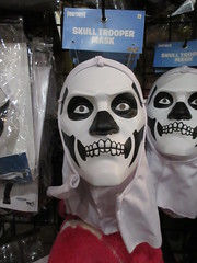 Skeleton Face Goon Skull Trooper Masks 2922 (Brechtbug) Tags: skeleton face goons masks pop up store theatre decor spirit halloween 2018 nyc costume mask midtown manhattan 10182018 new york city ben cooper halco collegeville logos screen grab newspapers television sunday funnies comics holiday warning villain 60 60s 1960s animated cartoon animation cartoons vintage 50s 70s 80s forty second st