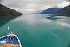 Smooth Sailing Ahead (Infinity & Beyond Photography) Tags: carnival legend cruise lines ship cruising alaska endicottarm fjord alaskan insidepassage photos images boat mountains landscapes