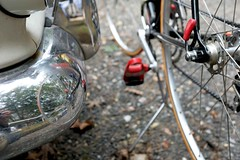FFD 2018 (Shu-Sin) Tags: ffd 2018 ffd18 18 french fender day ct lyme jpw peter weigle bicycle bike velo ancien old vintage randonneur randonneuse touring 650b event gathering volvo car