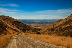 Coming Down Squaw Butte (http://fineartamerica.com/profiles/robert-bales.ht) Tags: forupload gemcounty haybales idaho landscape people photo places projects scenic states mountain emmett sweet storm squawbutte farm rollinghills treasurevalley sunrise clouds spring emmettvalley emmettphotography trees yellow thebutte canonshooter beautiful sensational awesome magnificent peaceful surreal sublime magical spiritual inspiring inspirational wow robertbales town butte gem treasurevalleysquawbutte valley sunset panoramic pano