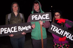 100_2707 (Haight Ashbury Neighborhood Peace Vigil) Tags: haight ashbury peace vigil iran iraq afganhistan syria yemen war moratorium golden gate park panhandle san francisco september 2018