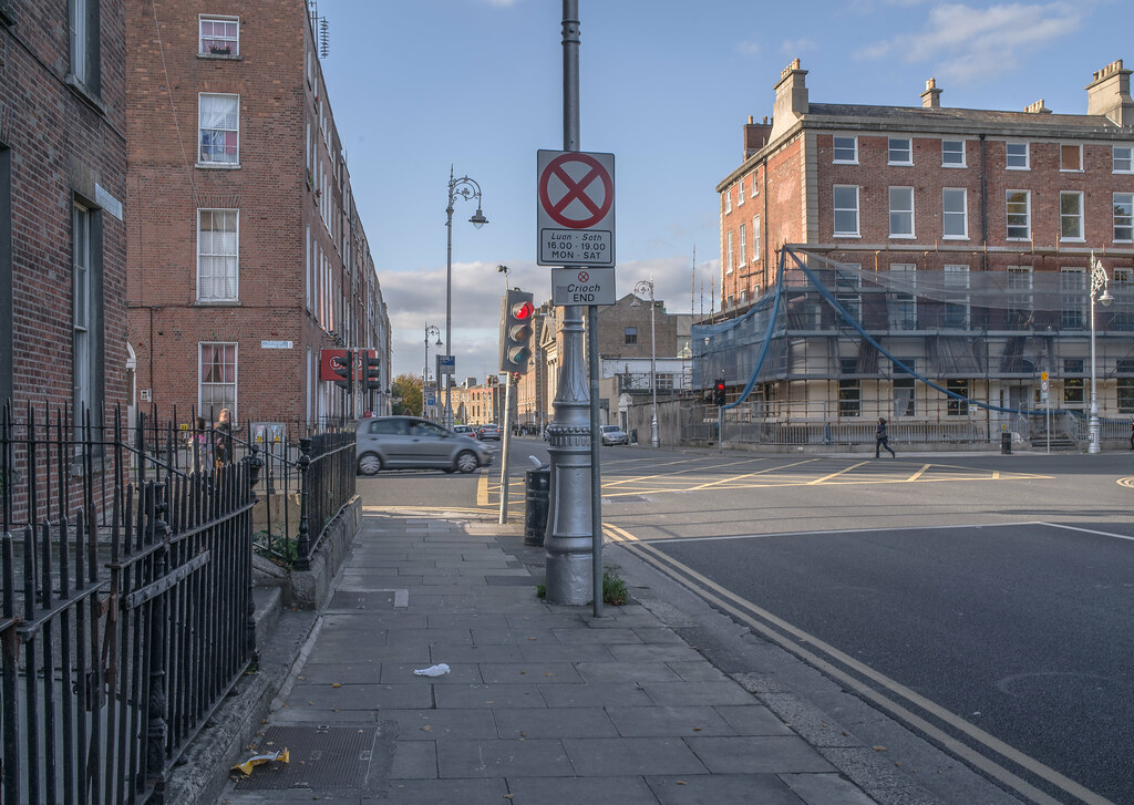 A QUICK VISIT TO THE MOUNTJOY SQUARE AREA [DUBLIN]-144902