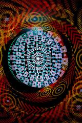 Abstract heresy (- Hob -) Tags: lightpainting longexposure singleexposure addressable led orb spiral rawconversion frankenstick 2110