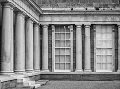 Columns (catb -) Tags: architecture column kildare ireland mono monochrome blackandwhite bw