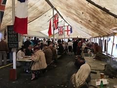 Inside the British Restaurant 13Oct18