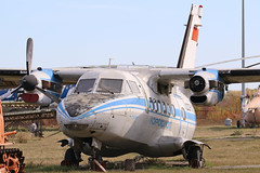 CCCP-67131, Let-410, Smyshlyaevka, Samara, Russia. (ColinParker777) Tags: cccp67131 let410 turboprop propellor plane airplane aircraft aviation aeroplane airliner aeroflot su afl missing smyshlyayevka smyshlyaevka storade samara technical university russia soviet stored store storage retire retired retirement disused airfield airport airlines airways air 7d2 7dmk2 7dmkii 7dii 100400 l lens zoom telephoto pro