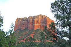 Squared Peak (craigsanders429) Tags: mountains arizona arizonamountains sedonaarizona mountainpeak