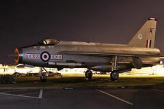 XP765 - XR753 EE LIGHTNING GATE GUARDIAN RAF CONINGSBY (toowoomba surfer) Tags: raf jet aeroplane aviation aircraft gateguardian coldwar