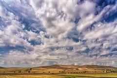 Lucania (FrancescoPalmisano) Tags: ifttt 500px skyscape basilicata italia italien italy lucania clouds cloudscape country countryside hills sky