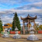 Niagara Falls Ontario  ~  Canada ~  Cham Sham Temple Grounds thumbnail