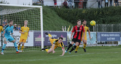 Lewes 2 Folkestone Invicta 0 20 10 2018-172-2.jpg (jamesboyes) Tags: lewes folkestoneinvicta football soccer fussball calcio voetbal amateur bostik isthmian goal score celebrate tackle pitch canon 70d dslr