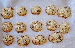 2018.10.21 Low Carbohydrate Chocolate Chip Cookies, Washington, DC USA 06702
