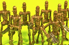 IG-86 group shot (enigma force) Tags: ig86 assassin droid clone wars