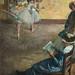 DEGAS Edgar,1880-81 - Le Foyer de la Danse (Philadelphie) - Detail 18