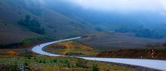 Road to clouds (khoitran1957) Tags: travel landscape road cloudy vietnam