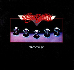 4 - Aerosmith - Rocks - UK - 1976 (Affendaddy) Tags: vinylalbums aerosmith cbs steventyler joeperry 20thcenturyushardrock collectionklaushiltscher