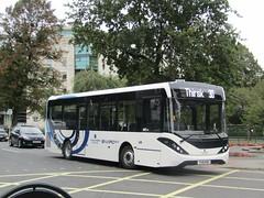 Reliance YX18KWV Station Rise, York on 30 (1) (1280x960) (dearingbuspix) Tags: reliance reliancemotors enviro200mmc alexanderdennis adl demonstrator alexanderdennisltd yx18kwv